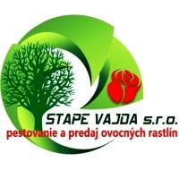 Stape Vajda zahradnictvo logo
