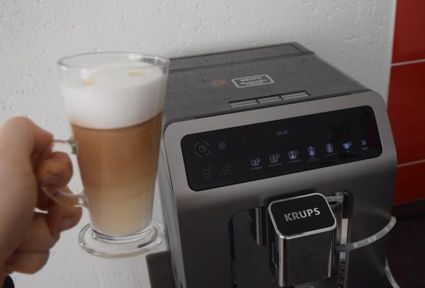 KRUPS Evidence Titan recenzia kávovaru, Dom a záhrada