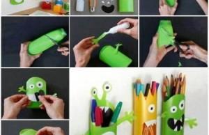 Ako využiť plastové fľaše na niečo praktické