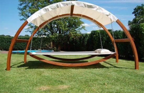 Zahradné postele