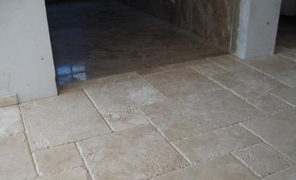 Podlaha a dlažba