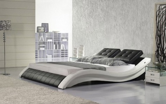 moderné postele