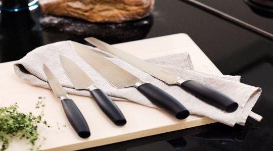 Nože a výber z nich