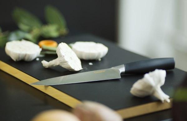 Nože, krájanie a cesnak