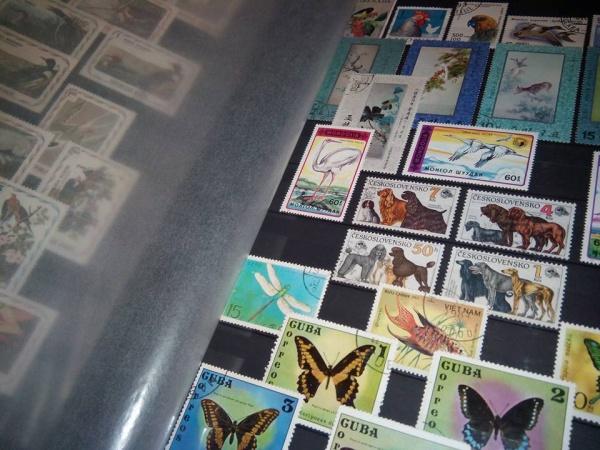 Zbierka známok