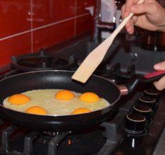 Panvica vajíčka