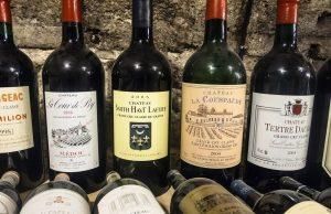 Víno a jeho skladovanie