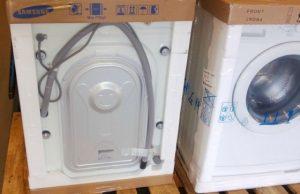 inštalácia práčky