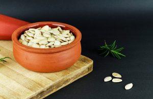 Tekvicové semienka, zdravé jadierka