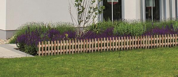 foto: Latkový plot Mini, zdroj: Hornbach