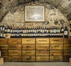 skladovanie vína
