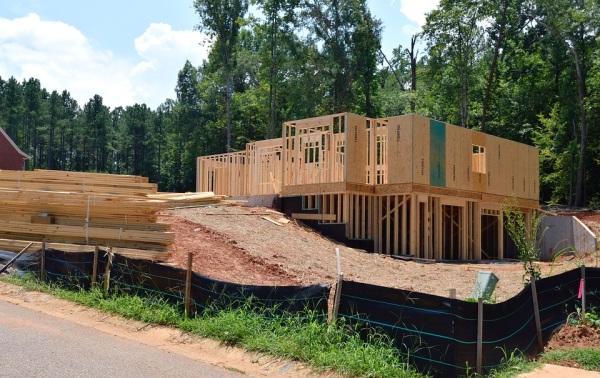 Konštrukcia americký rodinný dom