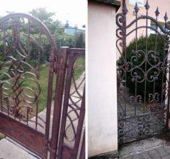 Kovaná brána a kované brány