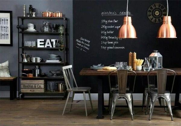 Tabuľová čierna farba na kreslenie na stenu