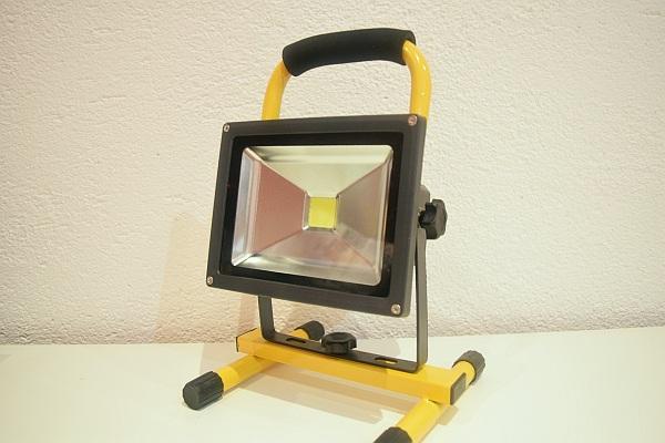 Nabíjateľné svietidlo Extol light 20 W 1400 lm