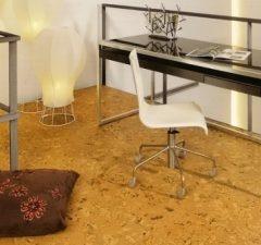 Korková podlaha a výhody korkové podlahy