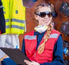 Respirátor a dýchanie na pracovisku