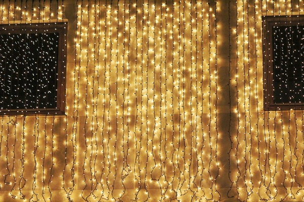 Vianočné osvetlenie