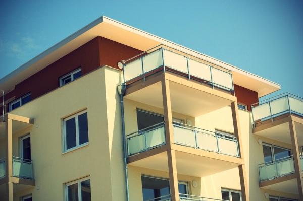 Balkóny na stavbe