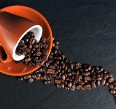 Kávové zrnká