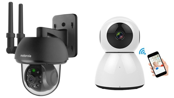Wifi camera, wi-fi kamera