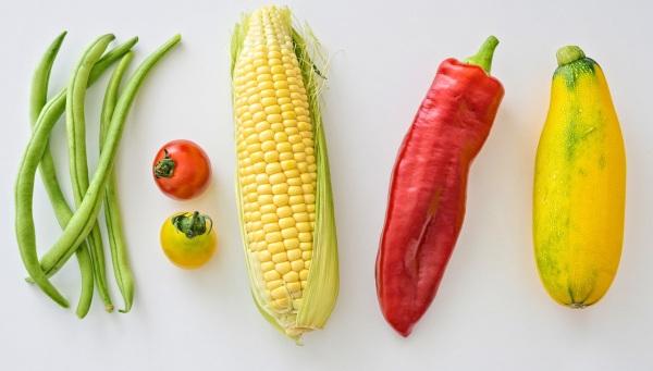 Zelenina Amerika