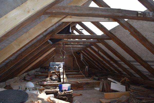 Rekonštrukcia strechy