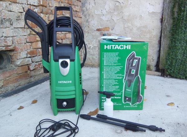 Hitachi vysokotlakový čistič