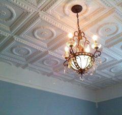 Kazetový strop polystyrén a riešenia