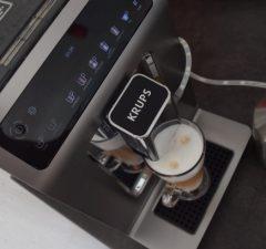 KRUPS Evidence Titan recenzia kávovaru