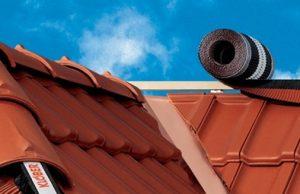 Dýchanie strechy