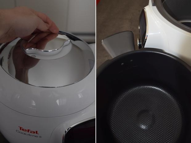 Tefal cook4me+ multifunkčný hrniec, hodnotenie a fotografie