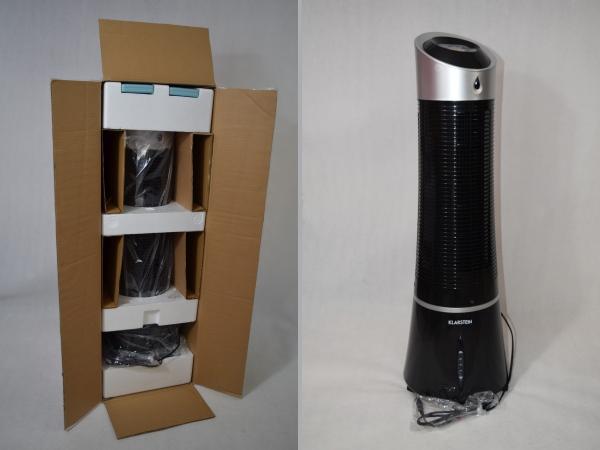 Klarstein Ochladzovač vzduchu Skycraper 4v1