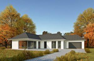 montované domy