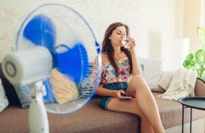 letné horúčavy