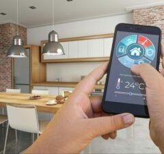 inteligentná domácnosť, smart home