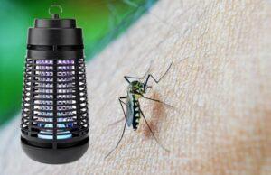 komár lapač