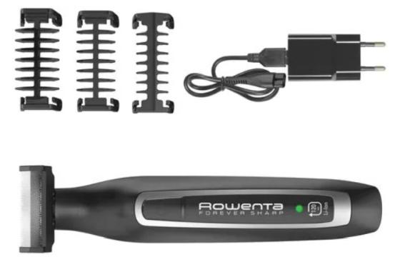 Rowenta zastrihávač Rowenta Forever Sharp 3v1 (TN6000),